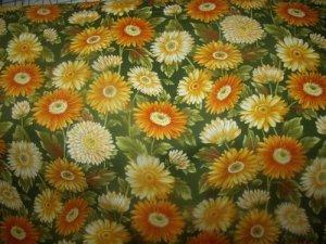 Flower Mart 11 (01261)  Cotton Fabric  from Benartex 1 yd