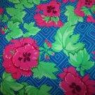 Cottage Garden Pelargonium JG11   Cotton Fabric  from Free  Spirit 1 yd
