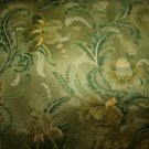 Janelle Ferndale Sage  cotton Fabric  from Benartex 1 yd
