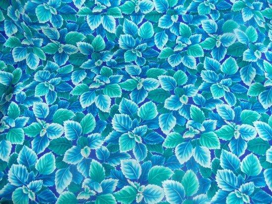 Flower Mart Tropical  Cotton Fabric  from Benartex 1  yd