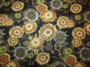 Deja -Vu Cotton Fabric  from Benartex 1/ 2 yd