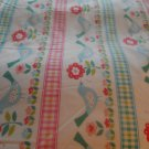 Handmade Cotton Crib/Toddler Fitted Sheet