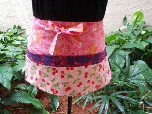 Womens Utilty ,Craft, Vendor,Teachers Half Apron