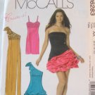 McCall's Women's Dress Pattern ,6283 size 6,8,10,12