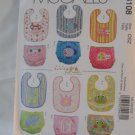McCall's  Infant Bib and Diaper Covers  Pattern 6108 ,size  newborn,sm,med,lrg