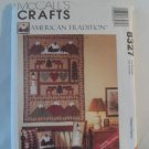 McCall's  Home Decor - Quilted Wall Hanging and Pillow Pattern 8327- Uncut