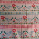 House and Home  Cotton Fabric  from Benartex 1/ 2 yd