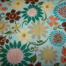 Katie  Cotton Fabric  from Benartex 1/ 2 yd