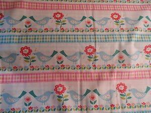 House and Home  Cotton Fabric  from Benartex 1/ 2 yd , fat quarters available