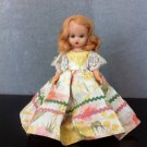Vintage Doll with Sleeping Eyes
