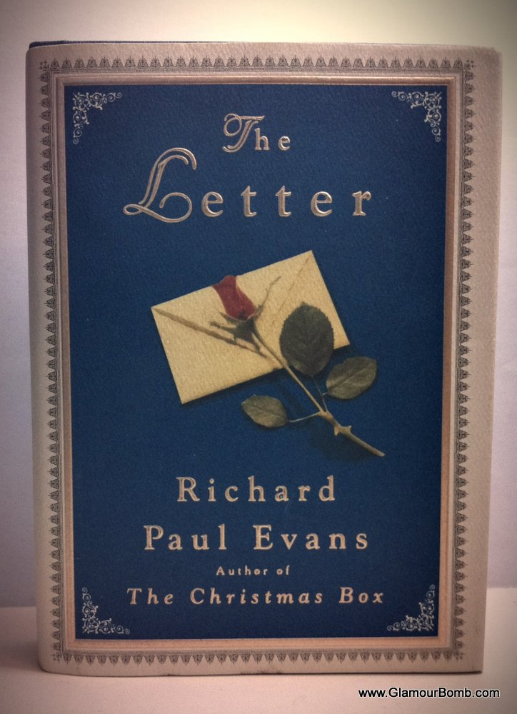 The Letter (3rd book of The Christmas Box Trilogy) by Richard Paul Evans - First Edition Hardcover