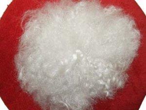 white afro hair
