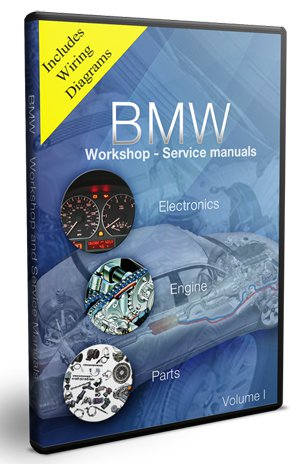 BMW 525i E34 (M50) SAL 1989-1997 Service Workshop Repair Manual