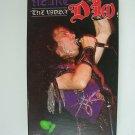 Ronnie James Dio Sacred Heart VHS