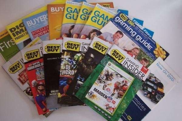 Best Buy Gaming, Brochure & Product Guides Lot