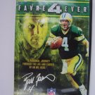 Green Bay Packers NFL Favre 4 Ever DVD