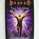 Diablo The Sin War The Veiled Prophet (Book 3) Mass Market Paperback Knaak