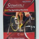 Spinervals 20.0 The Sprinting Machine DVD New Sealed