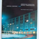 American Hospital Supply Corp Annual Report 1961