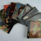 Artist Biography/Works 9 Book Lot Dutch Amsterdam Impressionist Renaissance