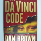 Dan Brown The DaVinci Code First Edition 1st Printing Hardcover Book Rare