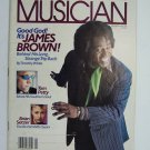 Musician Magazine April 1986 (James Brown Cover) Issue No 90