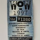 Wow 1997 The Video VHS Tape