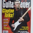 Guitar Player Magazine June 2001 Eric Clapton Cover