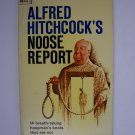 Alfred Hitchcock Noose Report Dell Paperback #6455