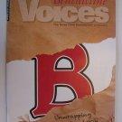 Illinois Benedictine University Voices Annual Report Winter 2011