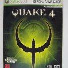 Quake 4 Xbox 360 Prima Official Game Guide Paperback