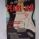 Pearl Jam - Guitar Method In The Style Of VHS Video Tape