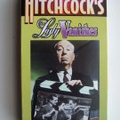 Alfred Hitchcock's The Lady Vanishes VHS Tape