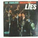 The Fabulous Knickerbockers - Lies Vinyl LP Record Album MONO CH-622