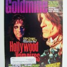 Goldmine The Music Collector's Magazine October 2015 Hollywood Vampires Cover