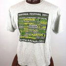 Ravinia Festival 2011 Concert Series Mens XL Graphic T Shirt