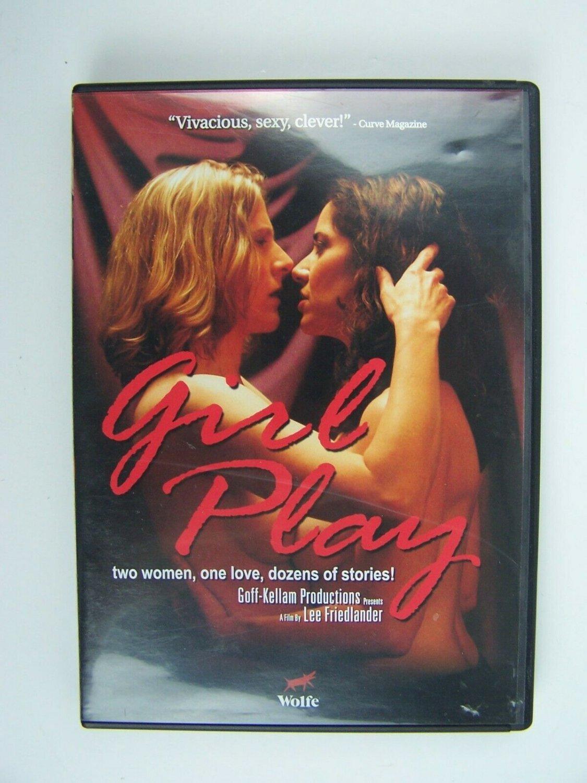 Girl Play DVD