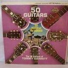 50 Guitars Of Tommy Garrett The Go South Of The Border LP Vinyl Album Record