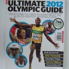 MAGBOOK: Ultimate 2012 Olympic Guide Usain Bolt Cover
