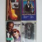 B.B. King 4 Cassette Lot
