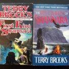 Terry Brooks Book Lot #4