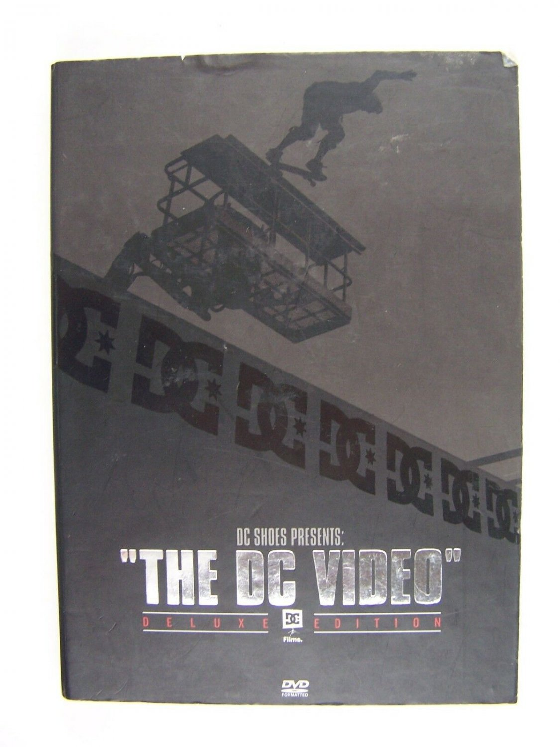 The DC Video Deluxe Edition DVD Skateboarding Classic