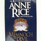 Anne Rice Memnoch the Devil (Vampire Chronicles, Book 5) Large Paperback