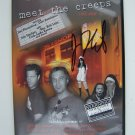 Meet the Creeps Volume 2 DVD Jim Florentine Signed