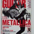 Guitar World Magazine December 2008 Metallica Trivium 20 Tapping Licks