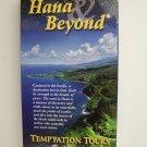 Hana & Beyond - Temptation Tours Maui Hawaii VHS Video Tape