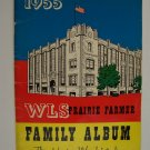 """WLS Radio Prairie Farmer 1955 Family Album """"The House We Live In"""" Booklet"""