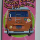 The Groovy Chicks' Roadtrip to Peace Laurie Copeland Paperback