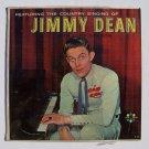 Luke Gordon - Featuring The Country Singing Of Jimmy Dean Vinyl LP Record Album