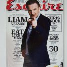 ESQUIRE Magazine March 2011 Liam Neeson Cover Vol 155 No 3